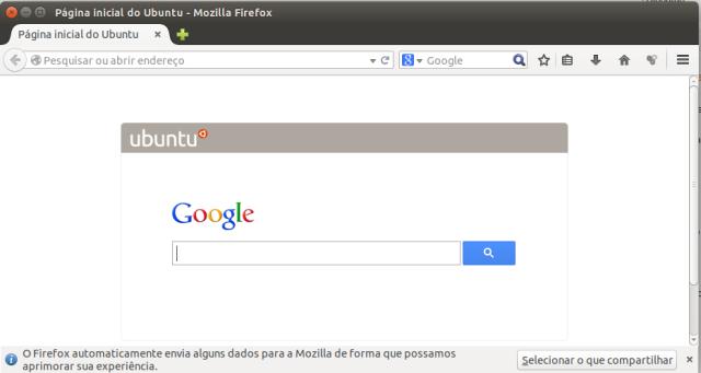 Firefox no Ubuntu