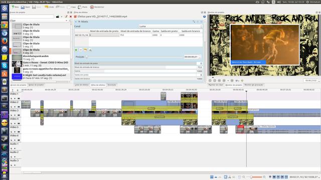 Kdenlive, melhor editor de vídeo para Linux
