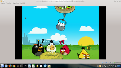 Angry Birds no Linux